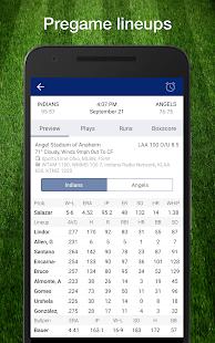 Baseball MLB 2019 Live Scores, Stats, & Schedules 20
