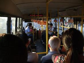Photo: Bus in Xi'an