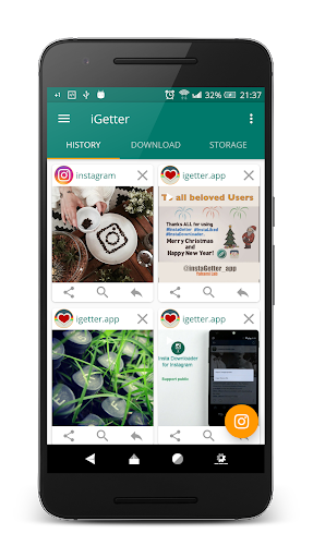 iGetter - Quick save Instagram 4.3.75-free-191103-1746-e95d2c5 screenshots 2