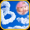 Cloud Sky Photo Frames icon