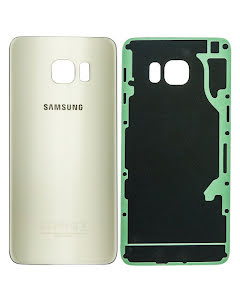 Galaxy S6 Edge Plus Back Cover Gold