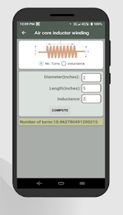 Electronics circuit calculator-Electronics toolkit App Download for Android 5