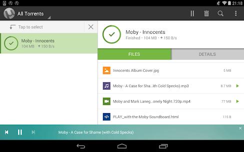 Utorrent Pro Apk Torrent Paid App Android 8