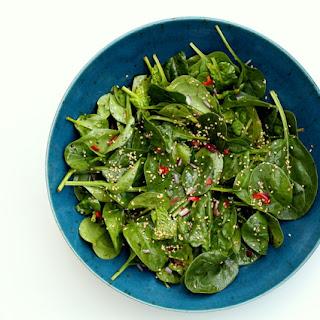 Spinach Salad Recipes.