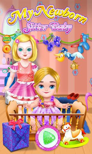 新生寶寶的姐姐遊戲