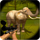 Modern Sniper Jungle Hunting - Best Sniping Game