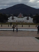 Photo: Day 6: The Old Parliament House in Canberra