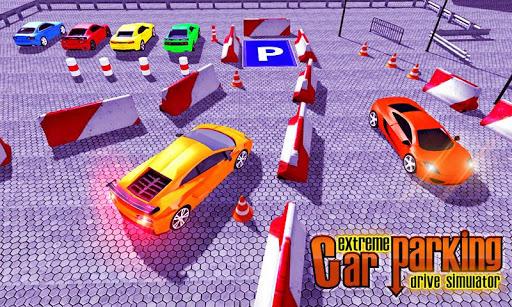Extreme Car Parking Drive Simulator 2018
