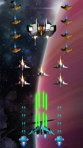 حروب الفضاء: لعبة اطلاق النار سفينة الفضاء 6