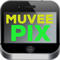 MuveePIX e-cards icon