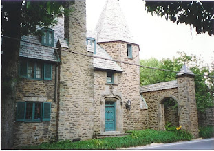 Photo: Part of the Normandy Village group of homes built in the 1920's in Chestnut Hill area of Philadelphia.