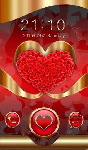 Go Locker Heart Valentine