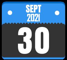 Sept 30
