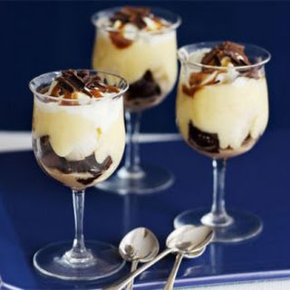 Baileys Banana Trifles