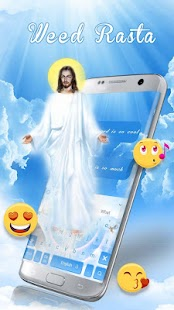 God Jesus Gospel Keyboard- screenshot thumbnail