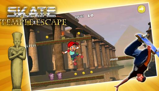 Skate Temple Escape