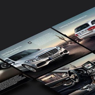 Mercedes-Benz catalogs- screenshot thumbnail