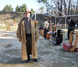 Photo: Justified Jim picked up a whole new wardrobe over the winter.