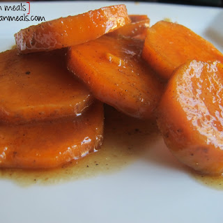 My Mom's Candied Yams.