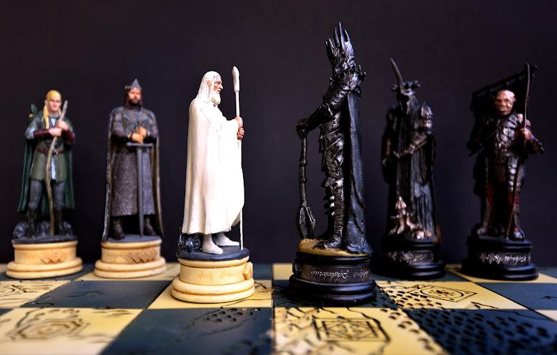 Il Bene e il Male di Justinawind