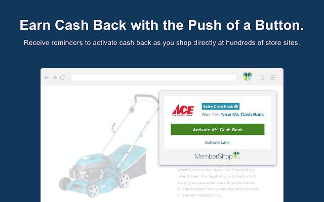 USAA MemberShop® button