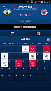 Detroit Pistons Official App - screenshot thumbnail