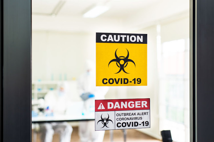 Hospitals risk being overwhelmed with patients infected with the new Covid-19 variant.