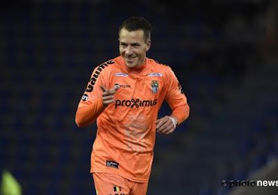 S'il marque contre Charleroi, Clément Tainmont ne se gênera pas