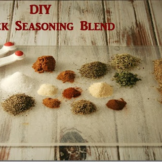 DIY Greek Seasoning Blend