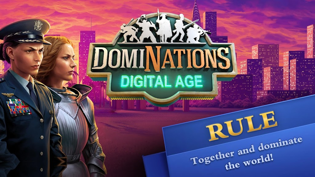 DomiNations  poster 4
