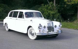 Daimler Majestic Major Rent Ontario