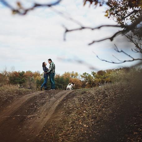 Wedding photographer Elena Novikova (milkylena). Photo of 24.10.2017