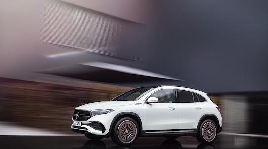 Grupo Saveres prepara la llegada del Mercedes EQA