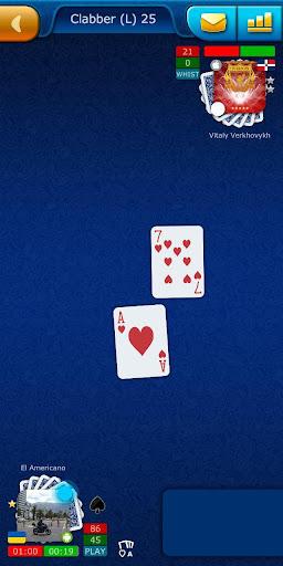 Clabber LiveGames - free online card game screenshots 4