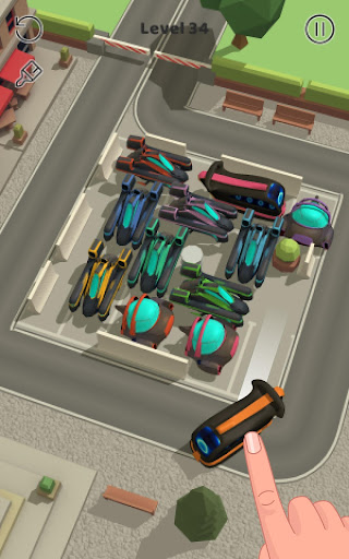 Parking Jam 3D modavailable screenshots 10