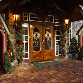 The Inn at Christmas Place by Greg Bennett - Public Holidays Christmas (  )