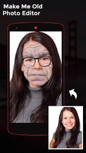 Make me Old Face Changer Editer - náhled
