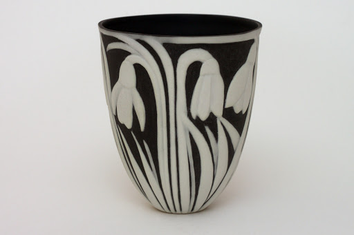 Penny Fowler Bone China Goblet 05