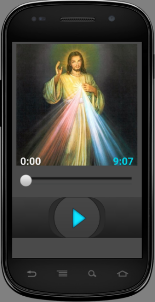 The Chaplet of The Divine Mercy Audio English- screenshot