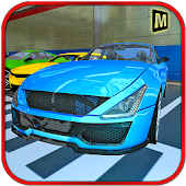 Shopping Mall Car Parking 3D