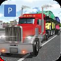 Euro Truck Driver Offroad Sim icon