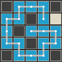 Color Fill : Fill The Board (One Line Puzzle Game) icon