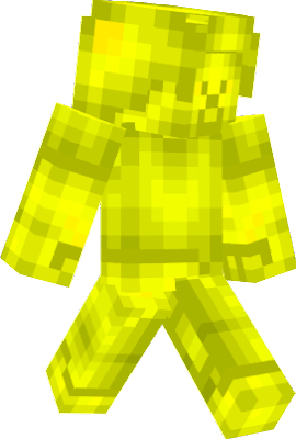 Yellow Steve is the fastest steve ever he is also one of Rainbow steve's brother