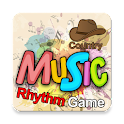 Music Rhythm Game Country