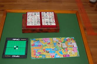 Photo: 遊技室 各種ゲーム類