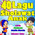 Lagu Sholawat Anak Full Offline icon