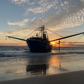 amc shrimp boat  by Brian Ashcraft - Uncategorized All Uncategorized