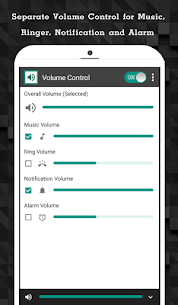 Volume Control – Bottom Screen 1.2.1 MOD Apk Download 1