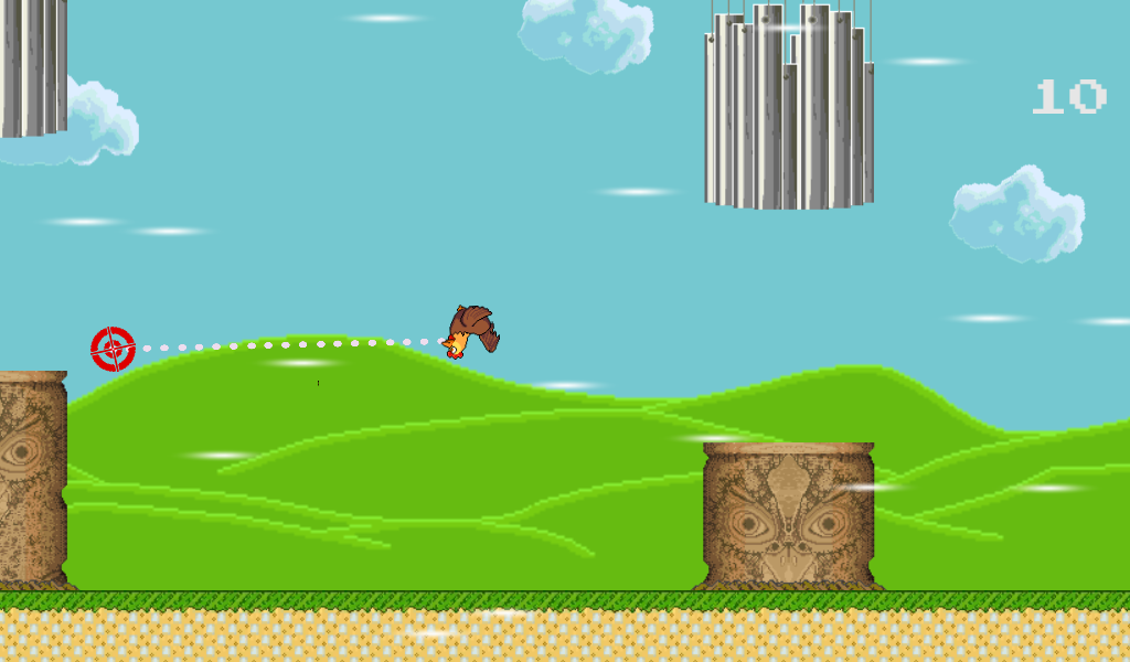 Boosty Rooster- screenshot