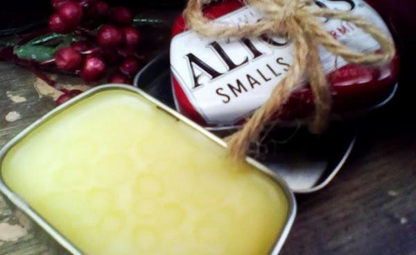 Even Burt's Bees Use My Lip Balm  =) Recipe
